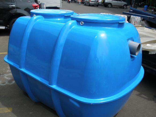 Septic Tank Fiber